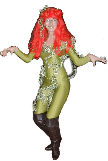 poison ivy villain pictures. Super Heroes and Villains